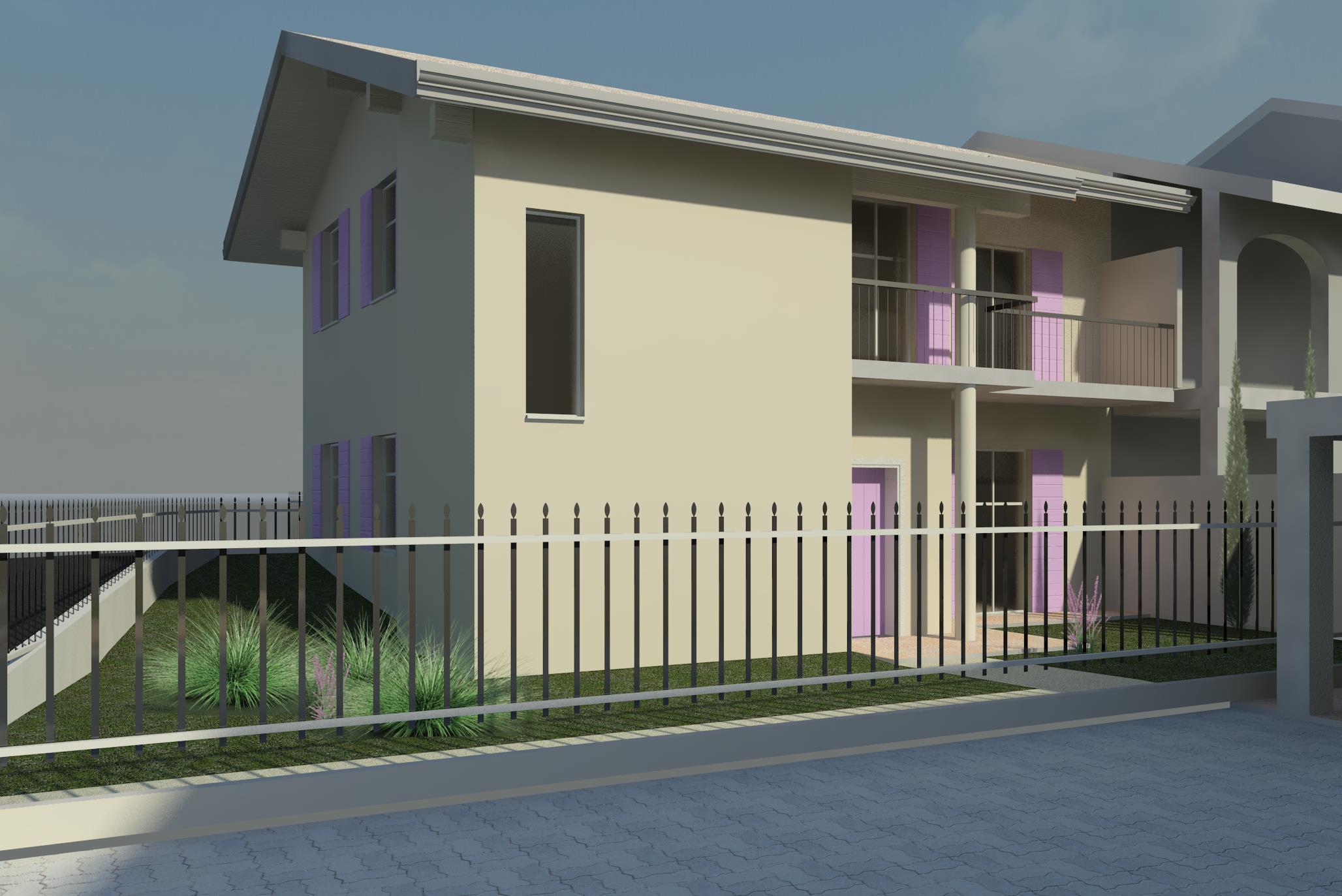 Cureggio villa nuova di testa dierre servizi for Detrazione affitto 2017
